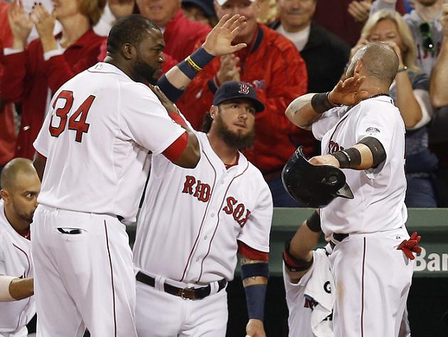 ALDS Game 2: Red Sox push Rays to brink of elimination with 7-4…