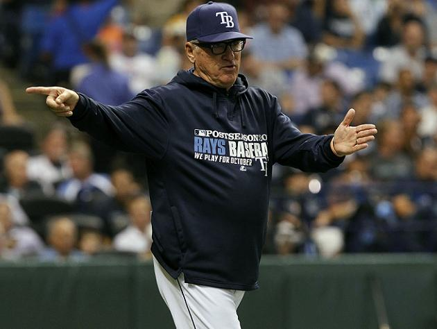 Joe Maddon preparing Rays for potential loopholes in expanded r…