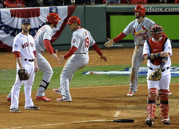 World Series Game 2: Cardinals even series behind Michael Wacha…