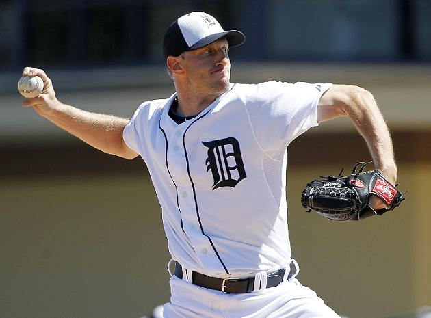 Tigers and Max Scherzer halt extension talks, GM Dave Dombrowsk…