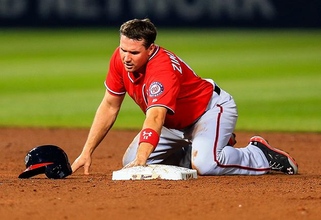 Ryan Zimmerman to miss 4-6 weeks after fracturing right thumb