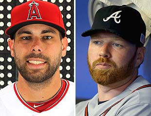 Tommy Hanson traded for Jordan Walden