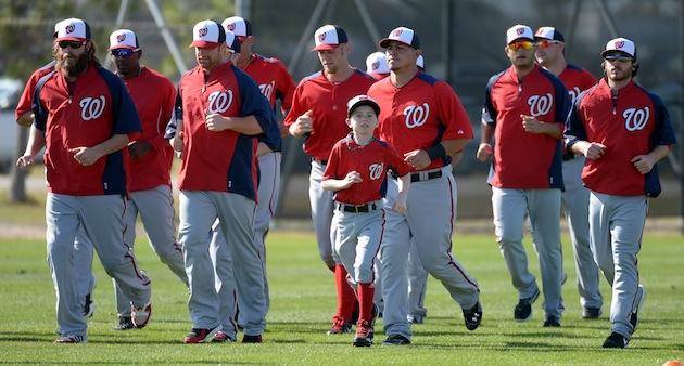 Major league dad Adam LaRoche says 'we're not big on school' - …