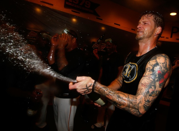 A.J. Burnett isn't retiring, but he's not necessarily re-signin…