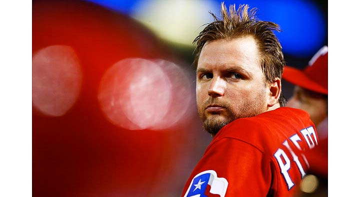 Red Sox sign A.J. Pierzynski