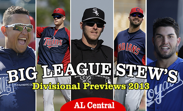 AL Central Preview: The Tigers rule while the Royals, Indians a…