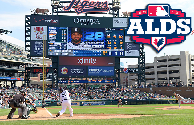 10 numbers for the ALDS: Tigers vs. A's