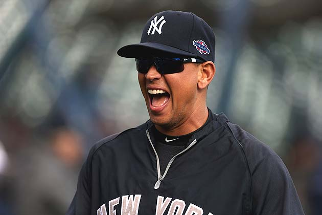A-Rod closing in on start of rehab assignment
