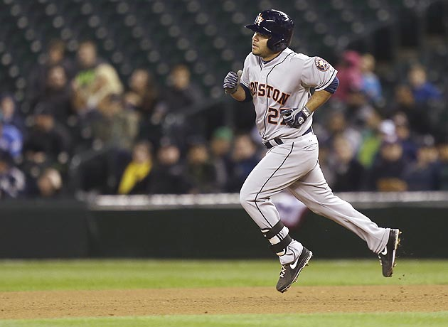 The Juice: Seattle's Safeco Field yields eight home runs as Hou…