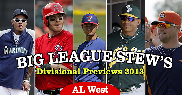 AL West Preview: Angels, A's and Rangers are all contenders in …