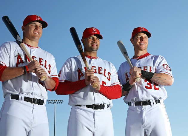 The Prediction Machine says … Los Angeles Angels most likely to…