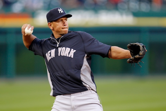 Yankees give A-Rod green light to begin rehab assignment Tuesda…