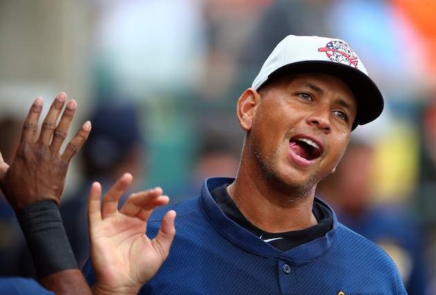 A-Rod issues a statement, wants to be in Yankees lineup Friday:…