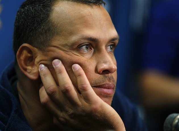 A-Rod on his 211-game suspension — he will 'fight this through …