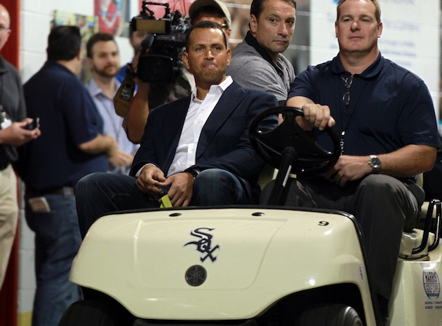BLS live blog: Alex Rodriguez's press conference