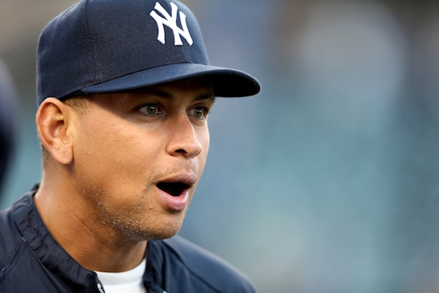 A-Rod suspended 211 games by MLB in response to Biogenesis scan…