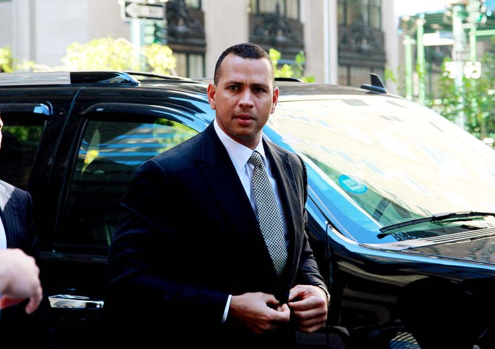 A-Rod tested positive for stimulant in 2006 — New York Times so…