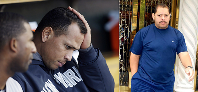 More A-Rod drama: Cousin Yuri, who A-Rod says gave him PEDs, ma…