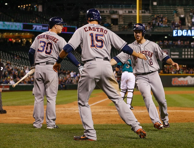 The Juice: Houston Astros find a bright spot - a six-run ninth …