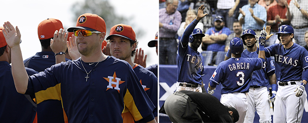 Five reasons you should watch Sunday's Houston Astros/Texas Ran…