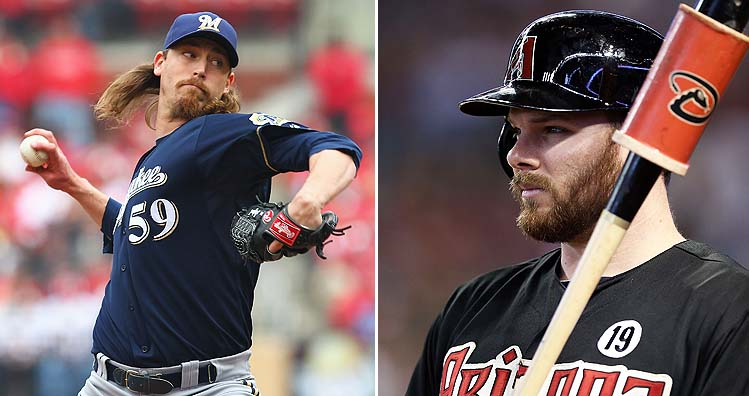 Trades! Jason Kubel to Indians and John Axford to Cardinals
