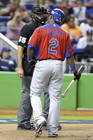 Erick Aybar's pinch-hit at-bat in World Baseball Classic was a …