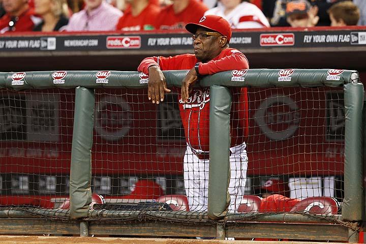 Dusty Baker fired as Cincinnati Reds manager