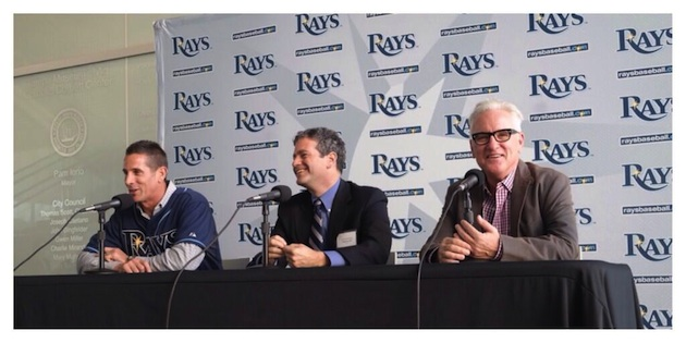 Grant Balfour returns to Tampa Bays Rays on a two-year deal to …