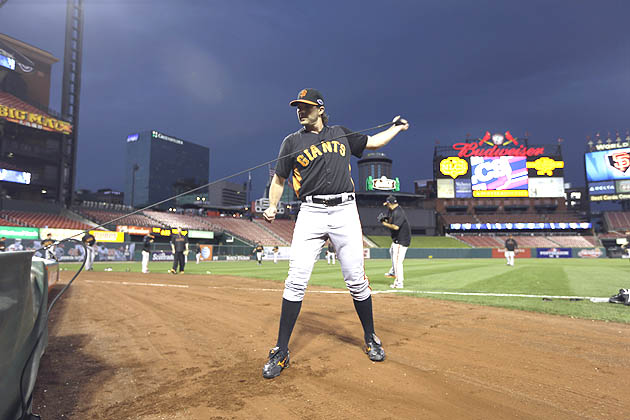 Giants send Barry Zito to mound with season hanging in balance
