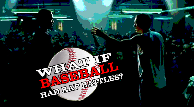 What if other baseball feuds were rap battles?