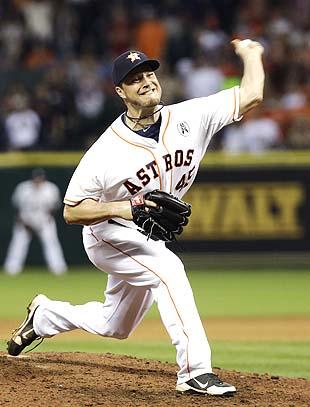 Erik Bedard gets save: Houston Astros' fifth starter goes final…