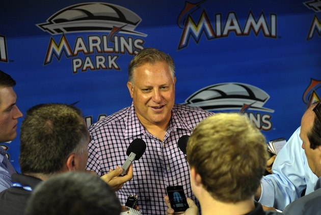 Marlins fire president of baseball operations Larry Beinfest