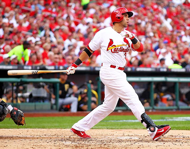 NLDS Game 1: Beltran and Wainwright power Cardinals in 9-1 vict…