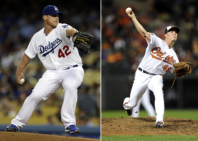 The day in injured elbows: Chad Billingsley, Dylan Bundy and Oc…