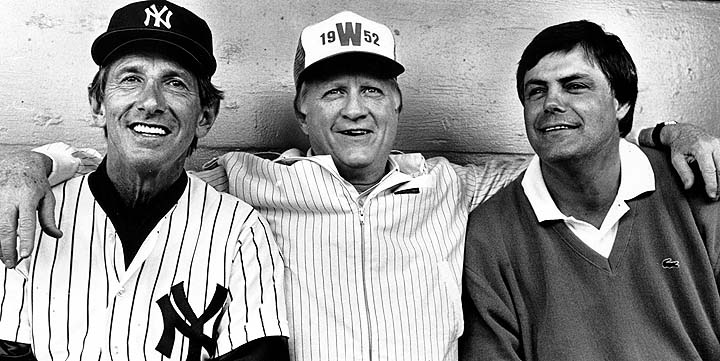 George Steinbrenner, Bobby Cox and Marvin Miller headline 'expa…