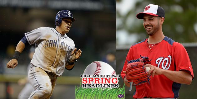 Spring headlines: More players linked to Biogenesis, Bryce Harp…