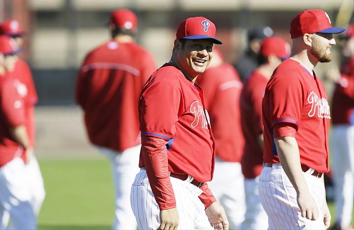 Bobby Abreu appreciates getting second chance with Phillies