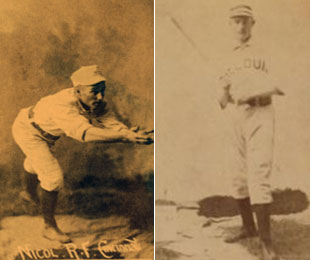 The first trade in baseball history took place 126 years ago to…