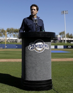 Ryan Braun's explanation: Are you buying it?