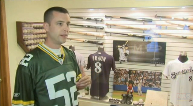 Ryan Braun collector who spent $15K on memorabilia says, 'Now w…