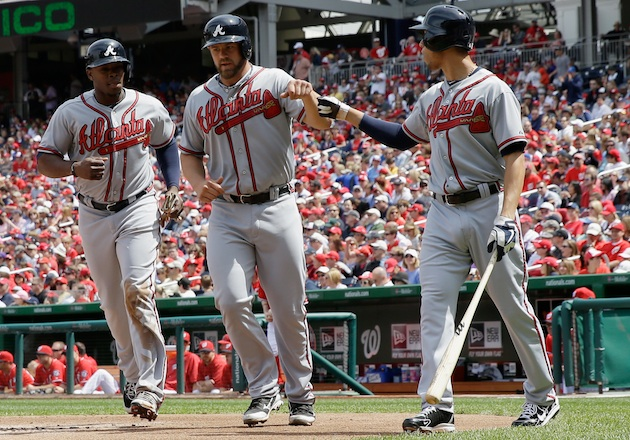 The Juice: Braves complete sweep of Nats for ninth straight win…