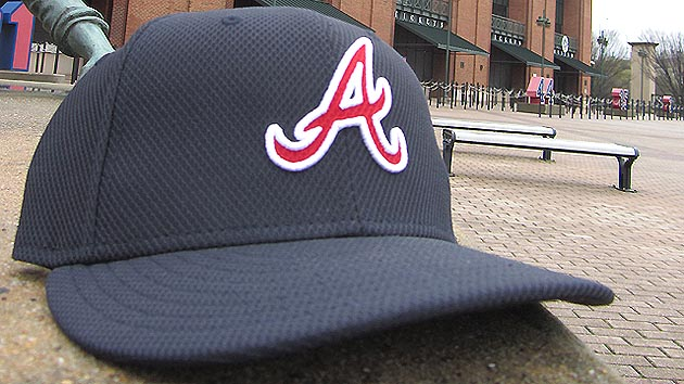 Braves shelve controversial cap, to go with 'A'