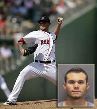 Boston Red Sox prospect Drake Britton arrested for DUI, driving…