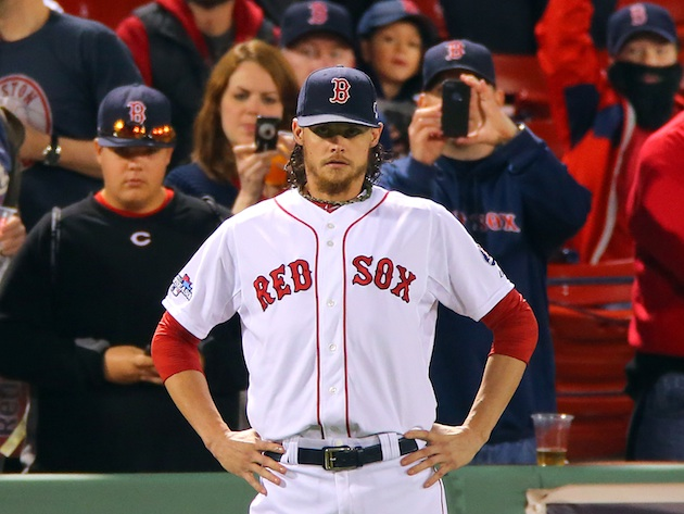Clay Buchholz is pitching this weekend, Red Sox manager John Fa…