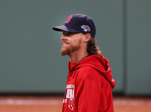 Red Sox send the beards to the bench — Napoli and Gomes won't s…