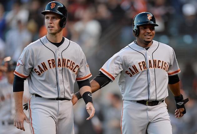 Buster Posey, third baseman? Bruce Bochy says San Francisco Gia…