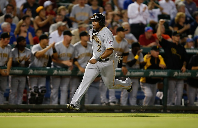 Pirates clinch first winning season since 1992 after masterful …