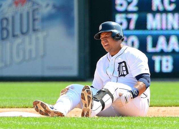Miguel Cabrera returns to the Tigers lineup — but he really jus…