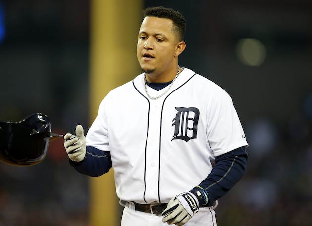 Miguel Cabrera batting second in ALCS Game 4 after Jim Leyland …