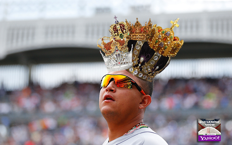 Miguel Cabrera could win both the Triple Crown and the even mor…